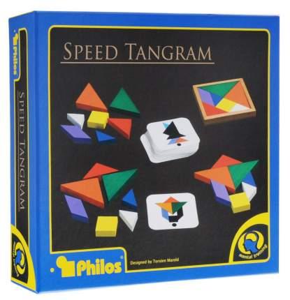 Игра Настольная Стиль Жизни Скоростной Танграм Speed Tangram