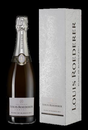 Шампанское Louis Roederer Brut Blanc de Blancs, 2010 г.