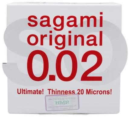 Презервативы Sagami Original ультратонкие 1 шт.