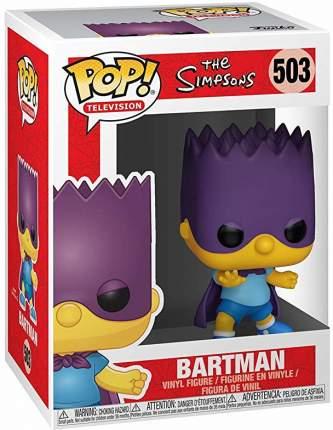 Фигурка Funko POP! Television The Simpsons: Bartman