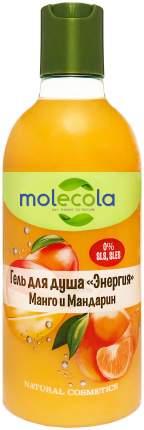 Гель для душа Molecola Энергия Тропическое манго и Мандарин 400 мл