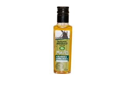 Смесь масел Бизнесойл масло льняное-оливковое нерафинированное 100 мл
