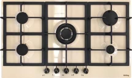 Встраиваемая варочная панель газовая Korting HG 965 CTRB Black