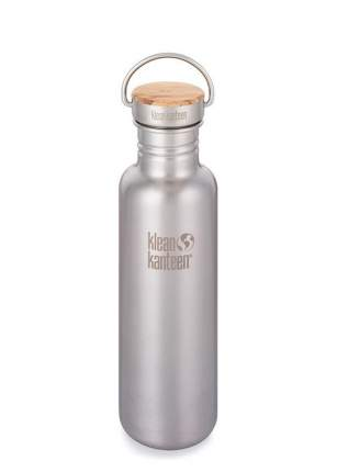 Бутылка Klean Kanteen REFLECT 800 мл (27oz) Brushed Stainless