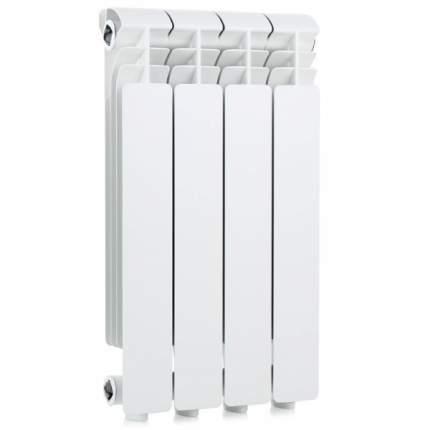 Радиатор алюминиевый Global 433x320 Iseo 350 4