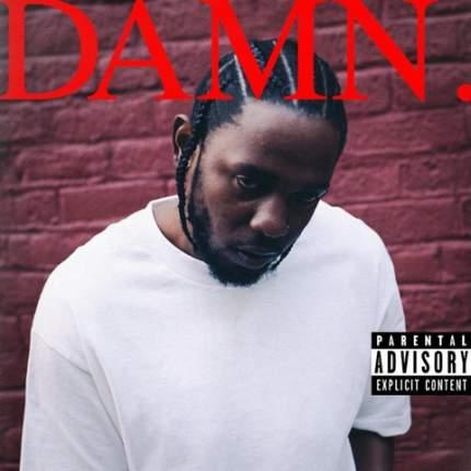 Виниловая пластинка Kendrick Lamar DAMN, (2LP)