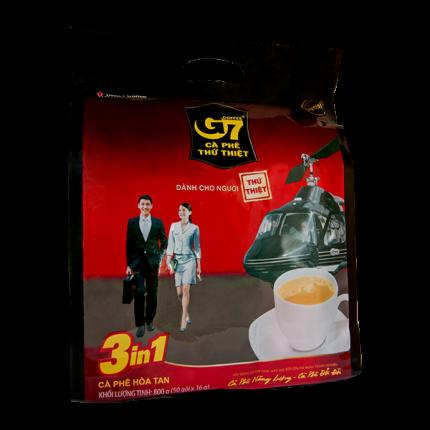 Кофе вьетнамский растворимый G7 3в1
