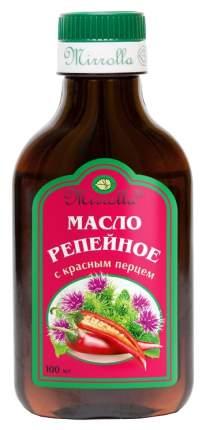 Масло Репейное с красным перцем 100мл