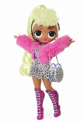 Кукла LOL Surprise ЛОЛ O.M.G. - Lady Diva (30 см) 560562