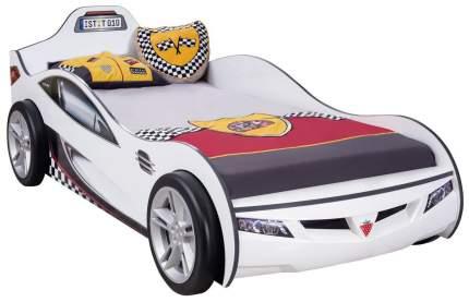 Детская кровать-машина Cilek Coupe Белый