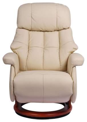 Кресло для гостиной Duorest 114х80х160 см, коричневый/бежевый