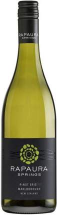 Вино Rapaura Springs Pinot Gris Marlborough 2018