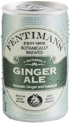 Вода Fentimans Ginger Ale in can 150 мл
