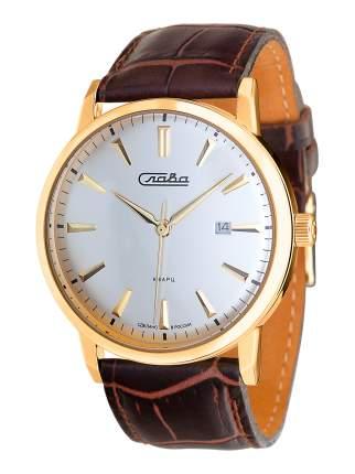 Наручные кварцевые часы Слава Традиция 1399745/2115-300