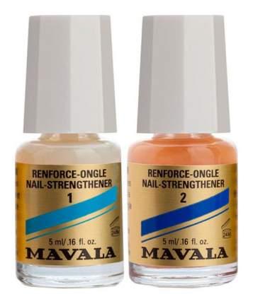 Средство для ухода за ногтями Mavala Nail Shield 5 мл x 2 шт