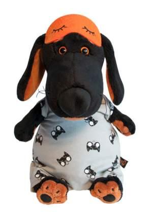 Мягкие игрушки животные Budi Basa Ваксон в спальном комбинезоне и в маске 25 см Vaks25-016
