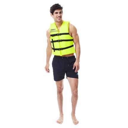 Гидрожилет унисекс Jobe 2019 Universal Vest, lime green, One Size