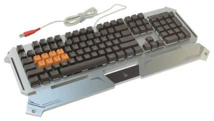 Игровая клавиатура A4Tech Bloody B740A Silver Gray
