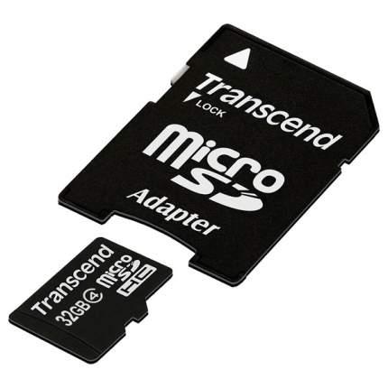 Карта памяти Transcend Micro SDHC TS32GUSDHC4 32GB