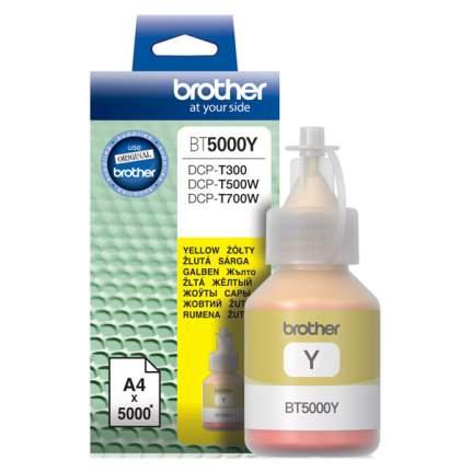 Картридж для струйного принтера Brother BT5000Y