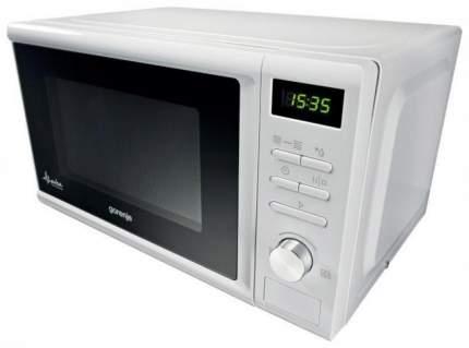 Микроволновая печь с грилем Gorenje MMO20DGW white