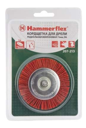 Дисковая кордщетка для дрелей, шуруповертов Hammer Flex 207-213 (62129)