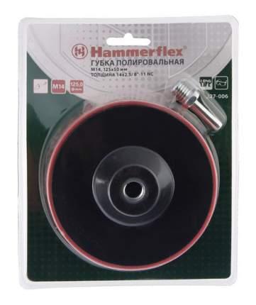 Губка полировальная Hammer Flex 227-006 PD (62182)