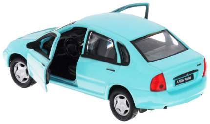 Коллекционная модель Welly LADA Kalina 42383 1:34