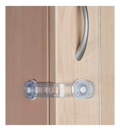 Защитный замок для дверей, белый/прозрачный