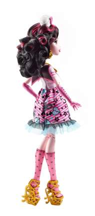 Кукла Monster High Дракулаура из серии пиратская авантюра DTV88 DTV90