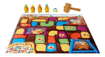 Семейная настольная игра Mattel Games Гонка за сокровищами BFV26
