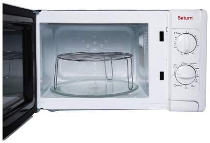 Микроволновая печь с грилем Saturn ST-MW7179 white