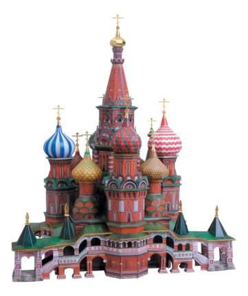 Модель для сборки Умная бумага Собор Василия Блаженного