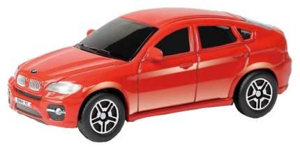 Коллекционная модель Uni-Fortune 1:64 BMW X6, без механизмов, 2 цвета в ассортименте
