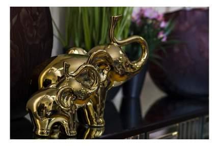Статуэтка Золотой слон 10K9115A