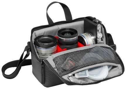 Сумка для фототехники Manfrotto NX Shoulder Bag CSC серая