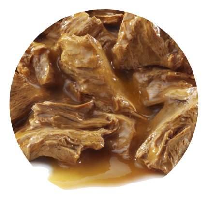 Влажный корм для кошек PRO PLAN Nutri Savour Delicate, индейка, 85г