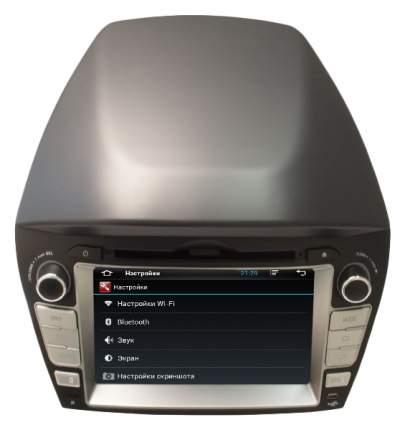 Штатная магнитола AVEL для Hyundai AVS070AN