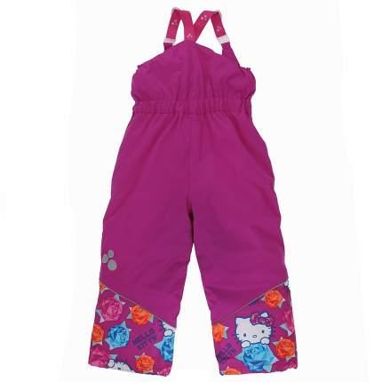 Полукомбинезон для малышей Huppa 2604CH14, р.92 см, цвет фиолетовый
