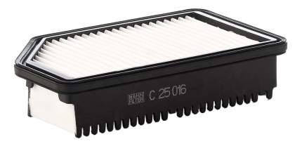 Фильтр воздушный двигателя MANN-FILTER C25016