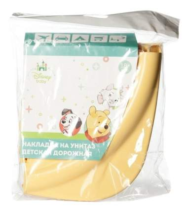 Накладка на унитаз Idea Банановая
