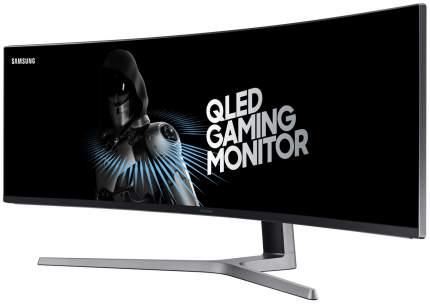 Монитор Samsung C49HG90DMI черный