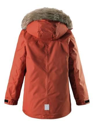 Куртка детская Reima Reimatec Serkku оранжевая для мальчика р.104
