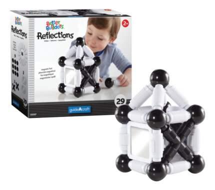 Конструктор магнитный Guidecraft Reflections 29 деталей