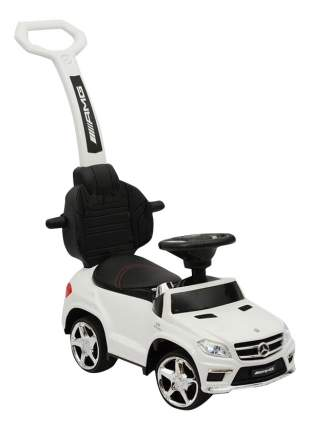 Толокар Mercedes-Benz белый RIVERTOYS