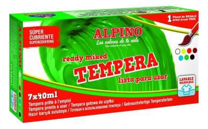 Темпера Alpino 7 цветов