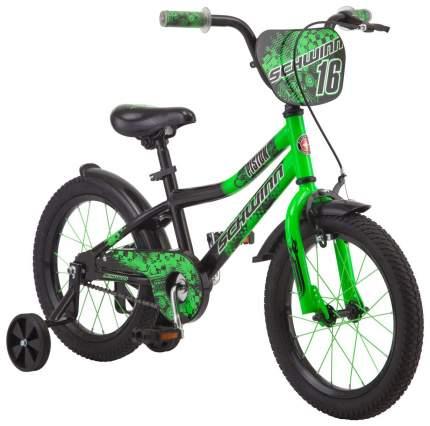 Велосипед Schwinn 2018 onesize Piston 16 зеленый 57710