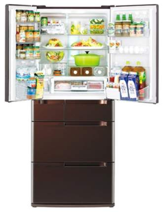 Холодильник Hitachi R-G 690 GU XT Brown