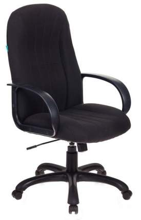 Кресло руководителя Бюрократ T-898 черный (T-898/3С11BL)
