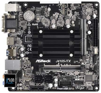 Материнская плата ASRock J4105-ITX